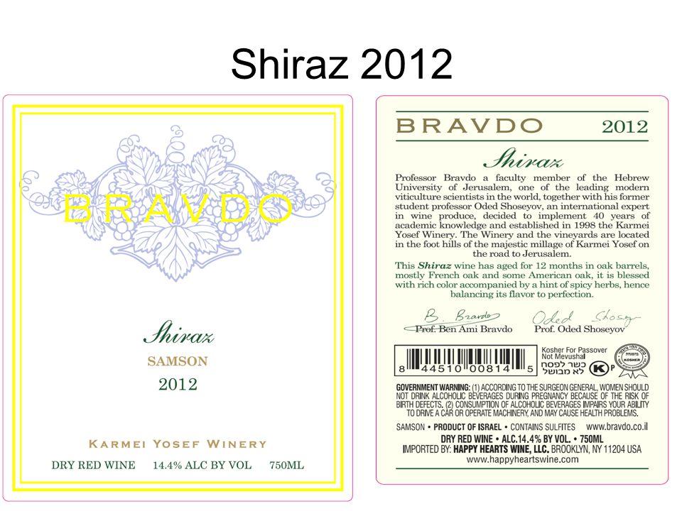 Shiraz 2012