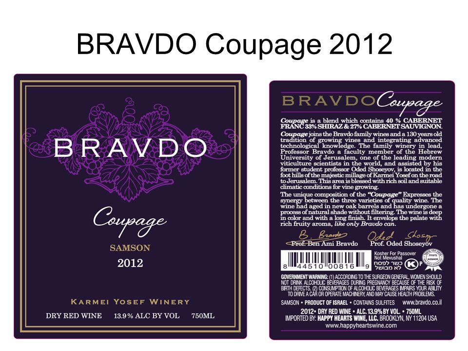 BRAVDO Coupage 2012