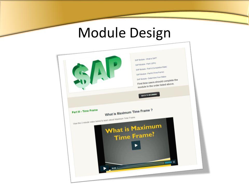 Module Design