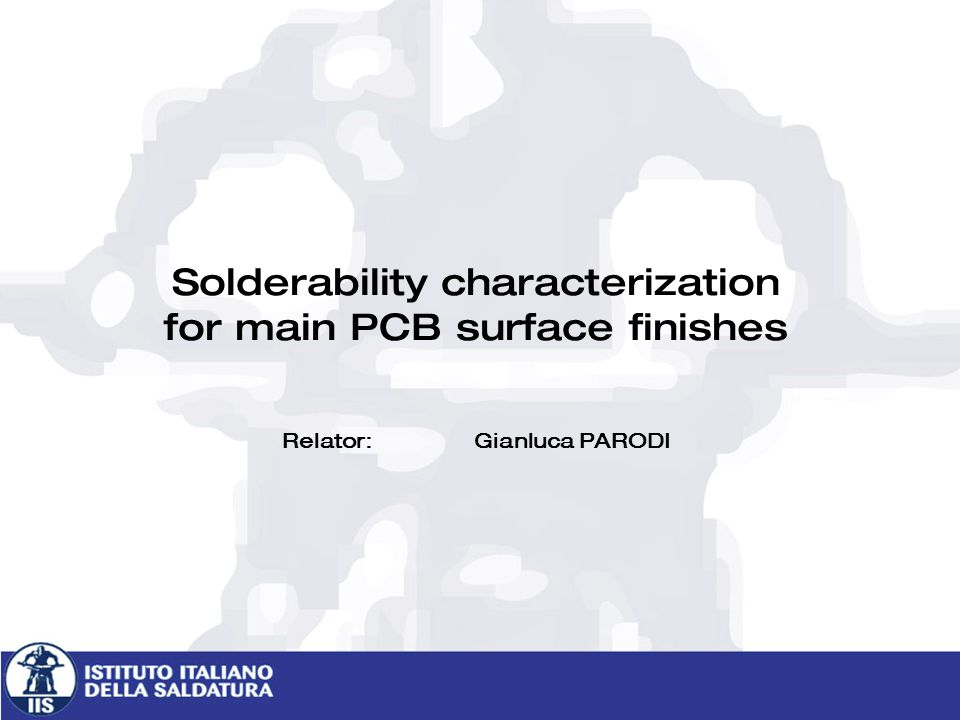 Good solder wetting is essential for space and non-space quality PCB assemblies.
