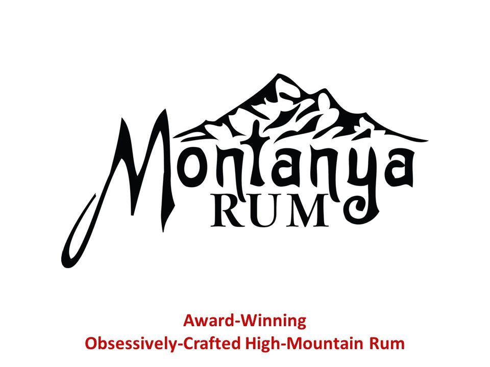 Established in 2008 by longtime rum enthusiasts Karen and Brice Hoskin Montanya Distillers
