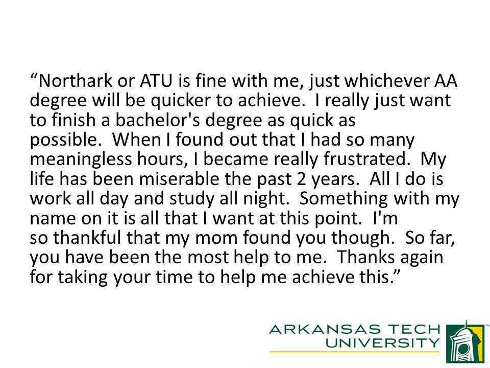 What are students saying about our program? Here are some student testimonials…