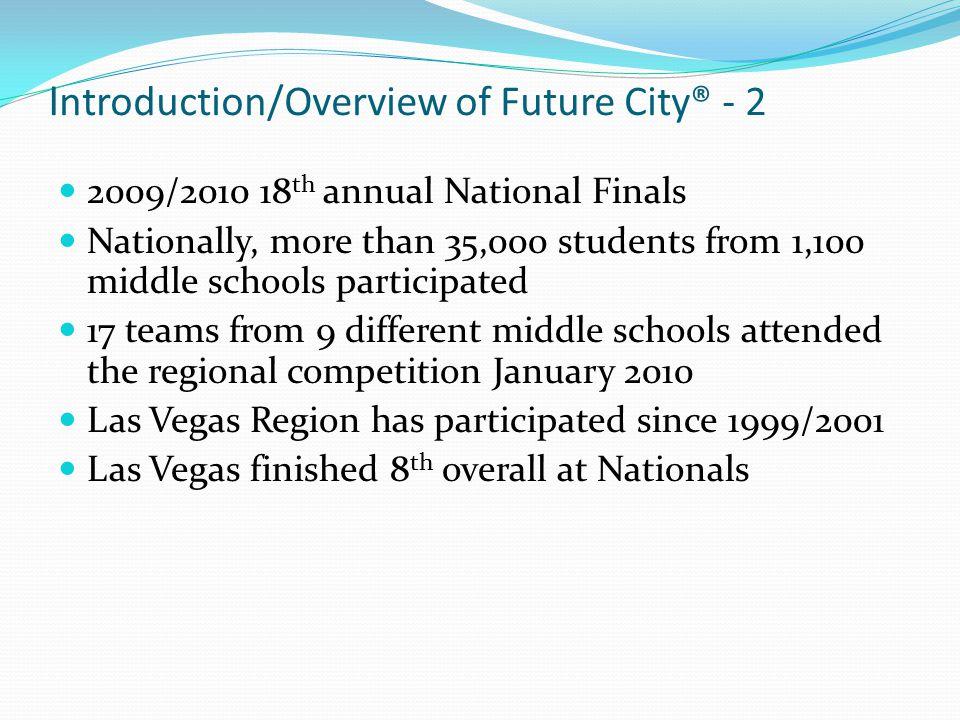Alexander Dawson School – Vegas 2.0 Recipient of the Best Essay Award and Bentley Systems Special Award Best Management of Water Resources