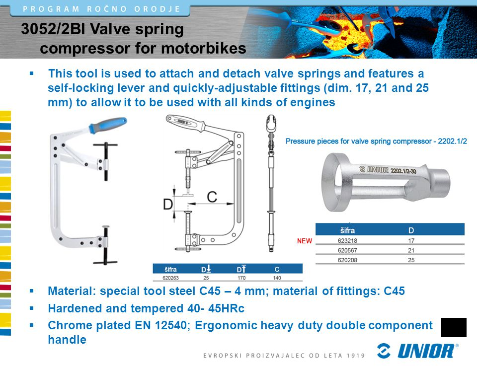 It is used for pulling different types of bearings.