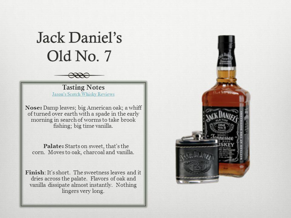 Jack Daniels Old No.