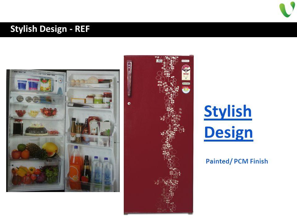 Stylish Design - REF Styl ish Des ign Stylish Design Painted/ PCM Finish