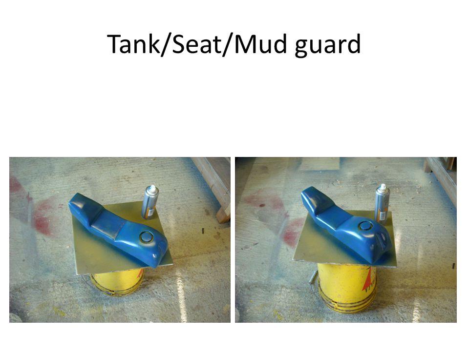 Tank/Seat/Mud guard