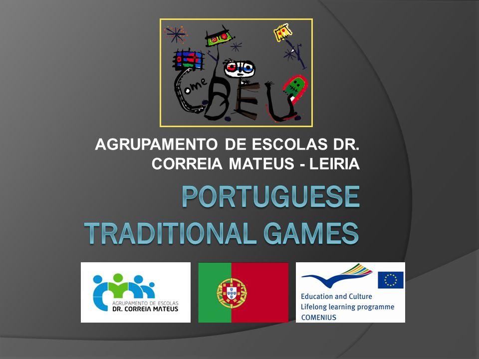 AGRUPAMENTO DE ESCOLAS DR. CORREIA MATEUS - LEIRIA