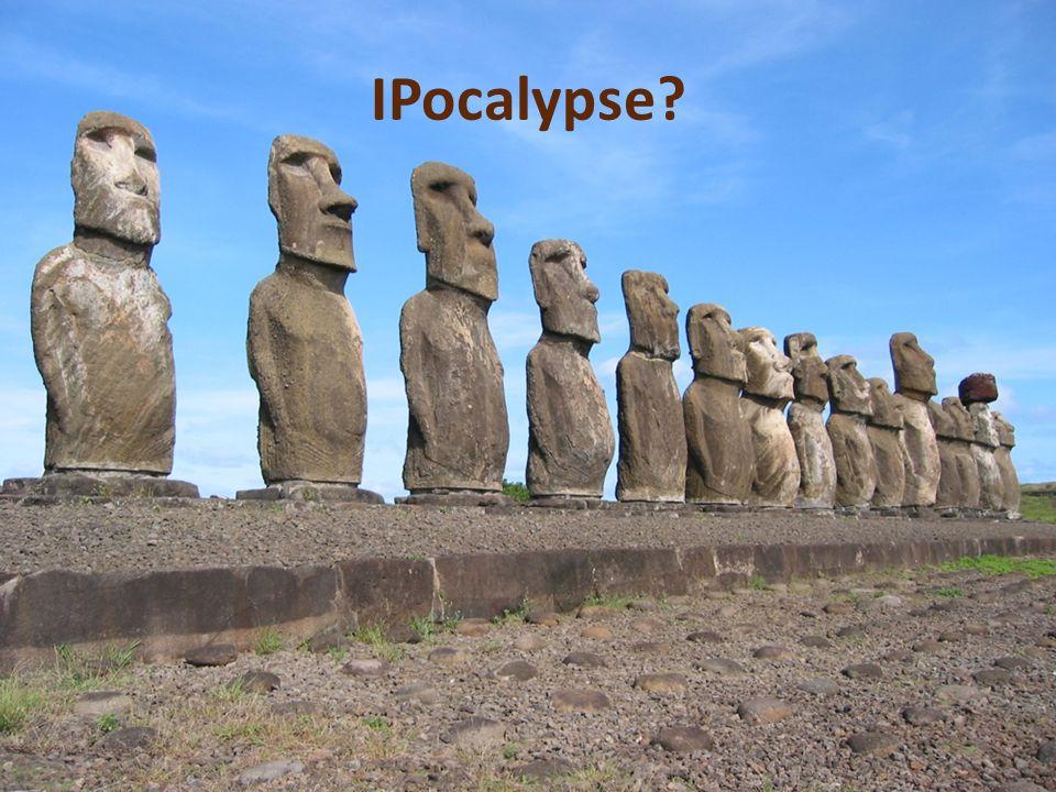 IPocalypse?