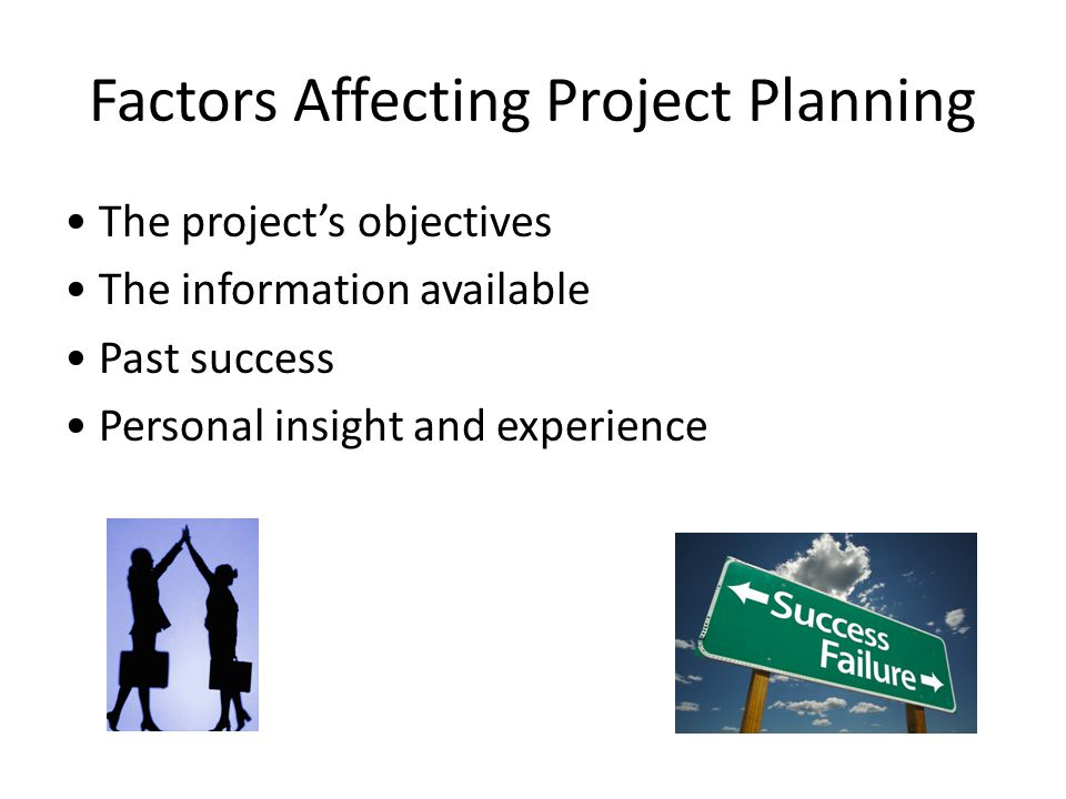 Project-Planning Tools Charts and computer software are used as tools to help answer the following: What has to be done and when Who is responsible for doing it How the work will be monitored