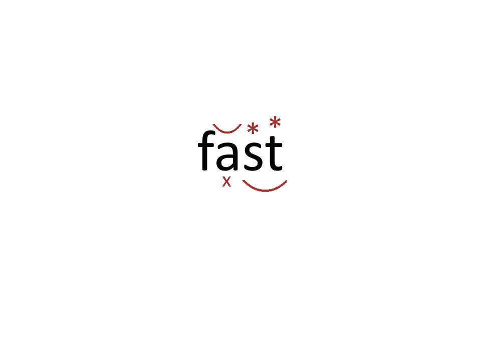 fast x * *