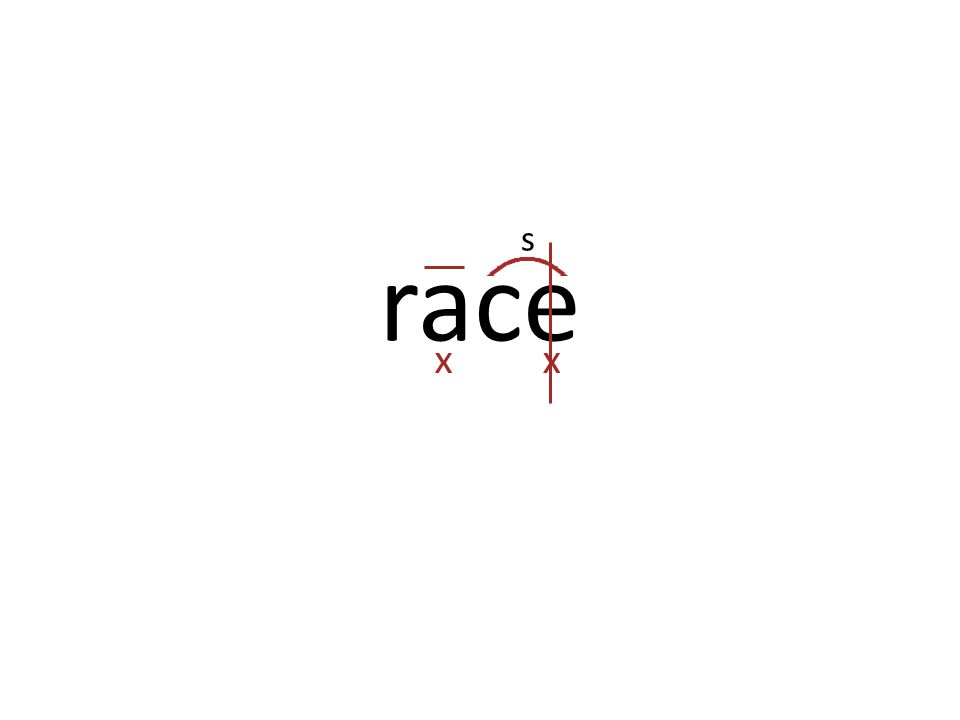 race xx s