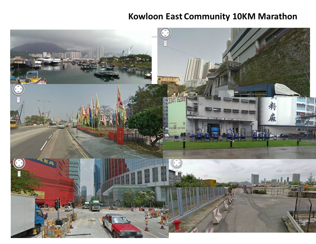 RunOurCity Kowloon East Community 10KM Marathon