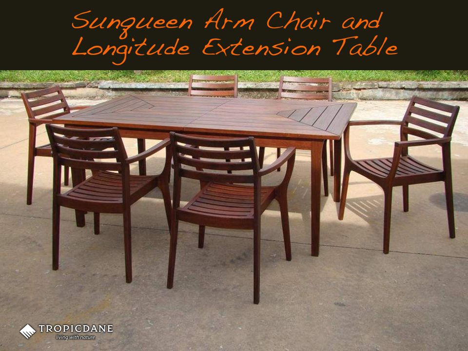 The large Extension Table