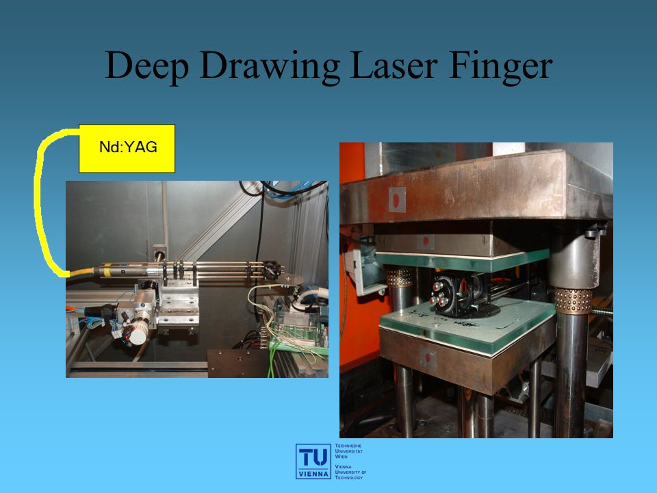 Deep Drawing Laser Finger
