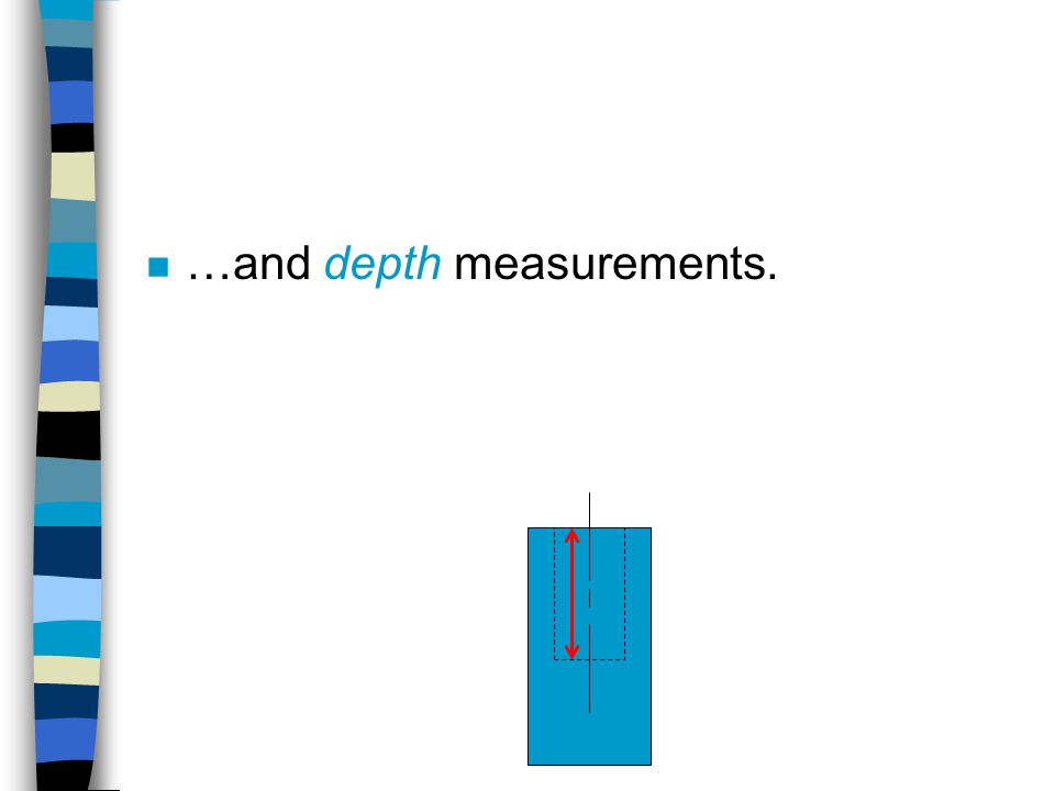 n Calipers can also make inside measurements...