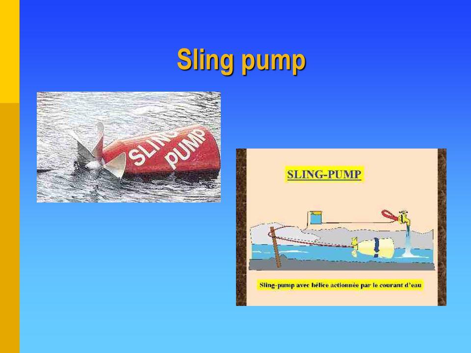 Sling pump