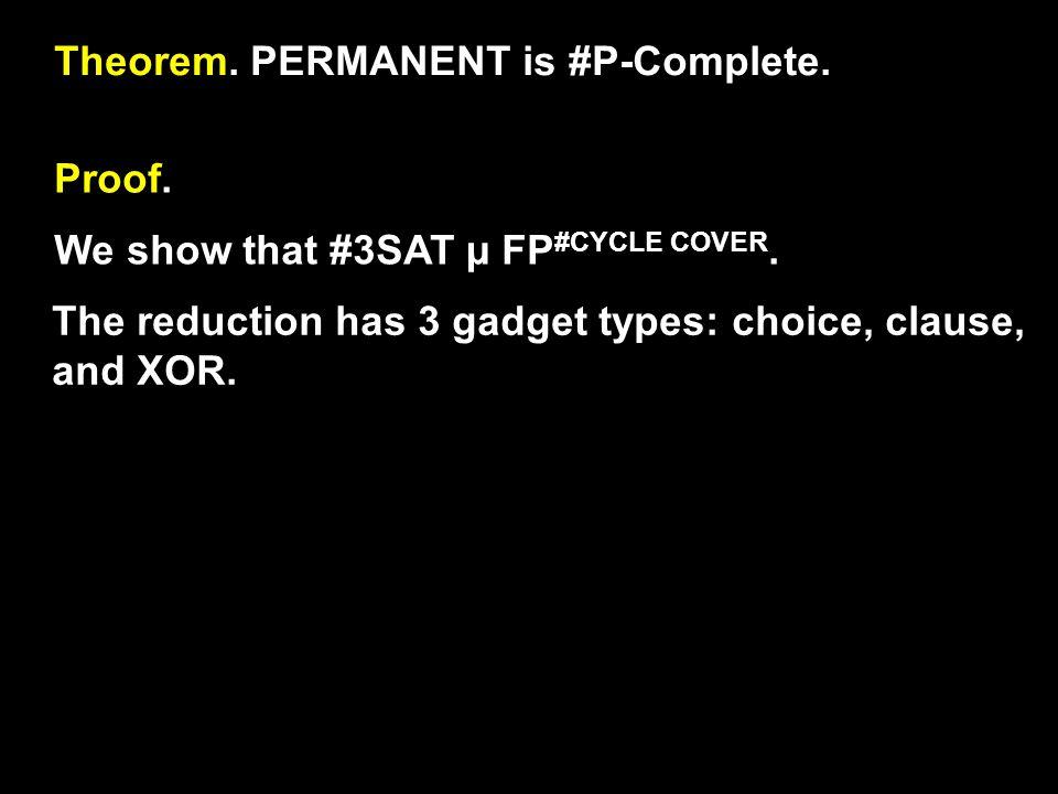 Theorem (Valiant-Vazirani).SAT RP USAT. (Note we then have NP RP P.) Proof.
