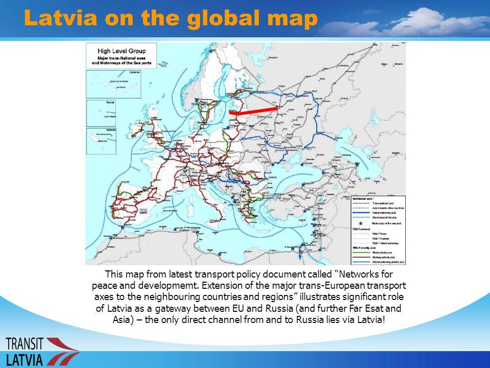 Free ports and SEZ Latvia has three major ports - Ventspils, Riga, and Liepaja and seven minor ports - Salacgriva, Lielupe, Engure, Mersrags, Roja, Kolka and Pavilosta.