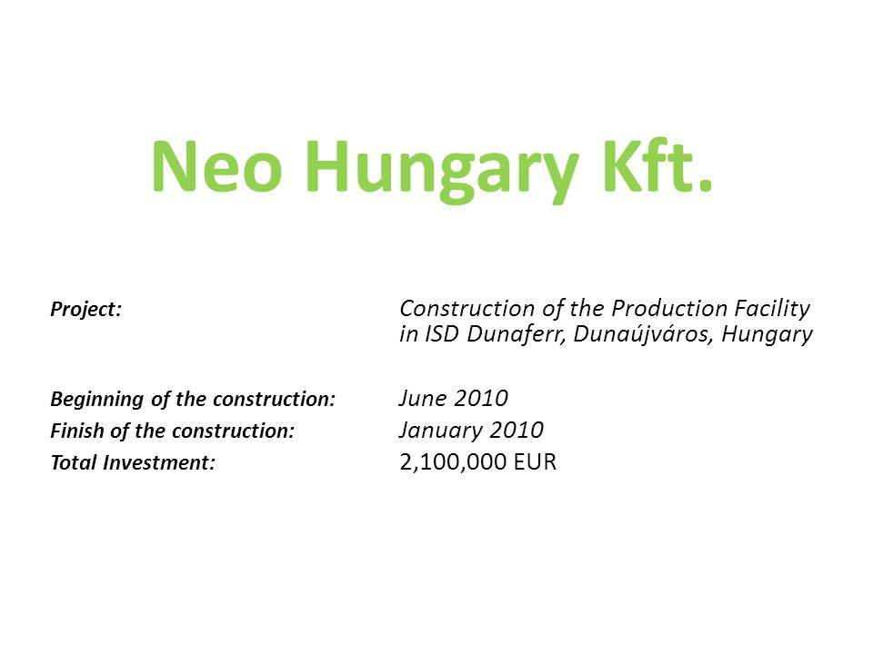 Neo Hungary Kft.