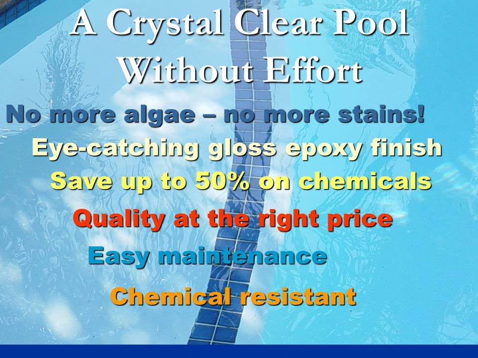 Epoxy coatings that last DIY Pool Paint or Fully Installed DIY Pool Paint or Fully Installed