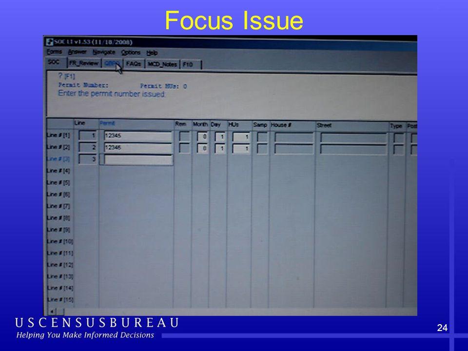 24 Focus Issue