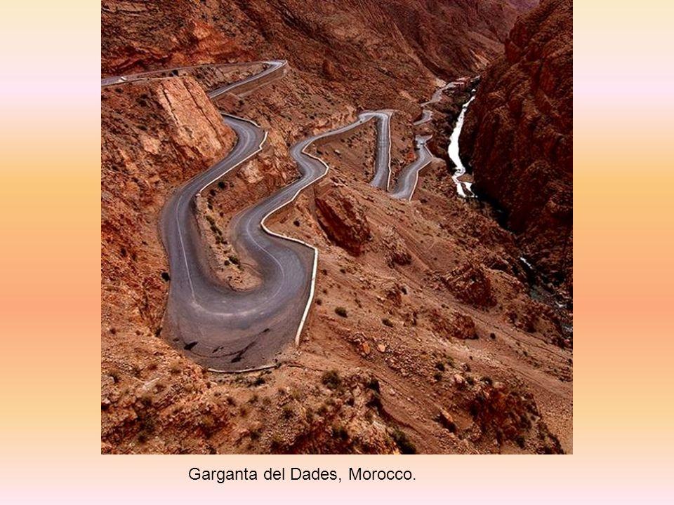 Garganta del Dades, Morocco.