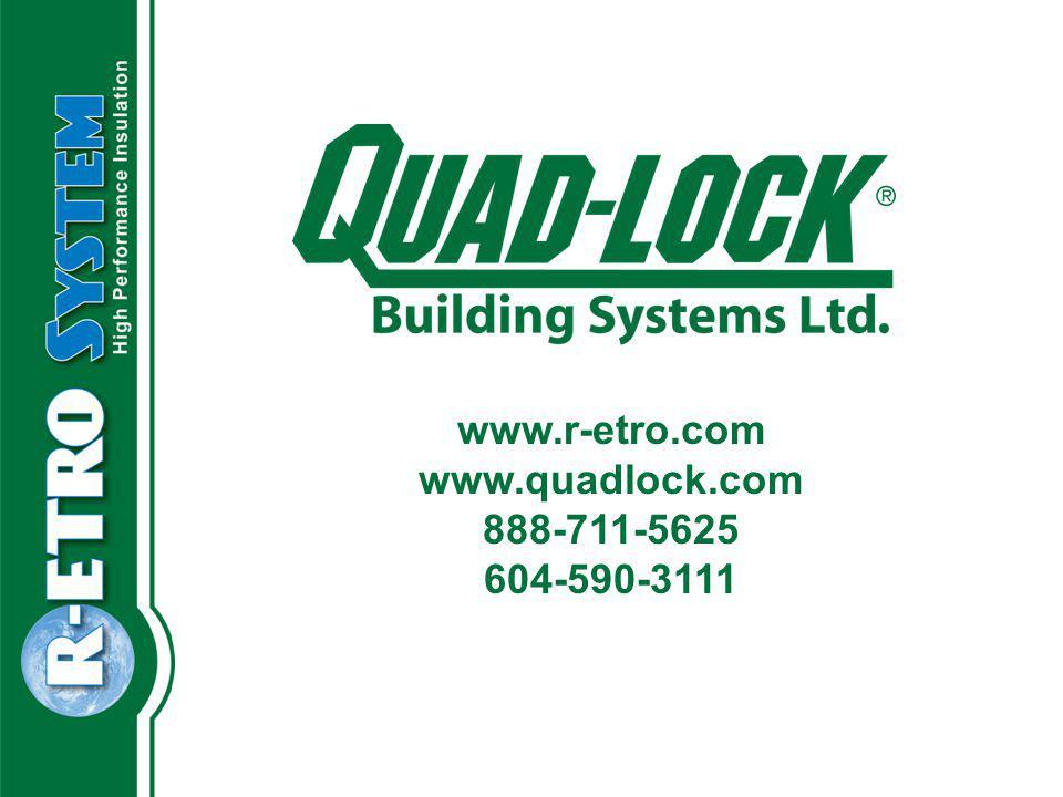 www.r-etro.com www.quadlock.com 888-711-5625 604-590-3111