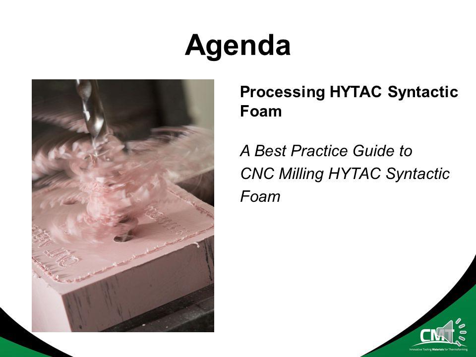 Syntactic Foam for Plug Assist Module 3