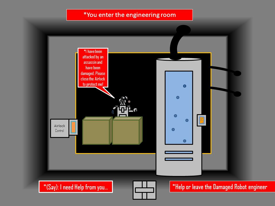 Airlock Control *Continue on