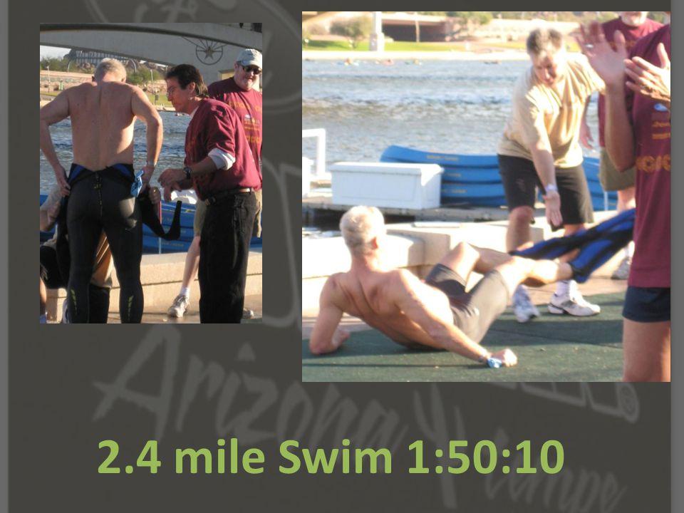 2.4 mile Swim 1:50:10