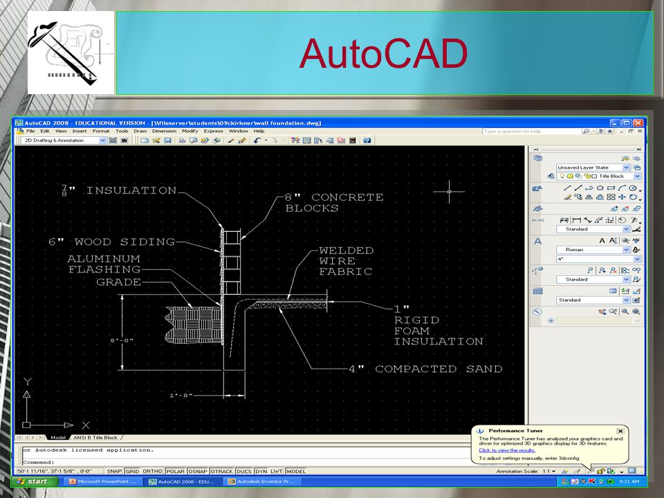 Mechanical Drafting - The designing and creation of mechanical devices In the beginning: basic board drawings, read scales, AutoCAD, hand lettering, etc… Mechanical Drafting