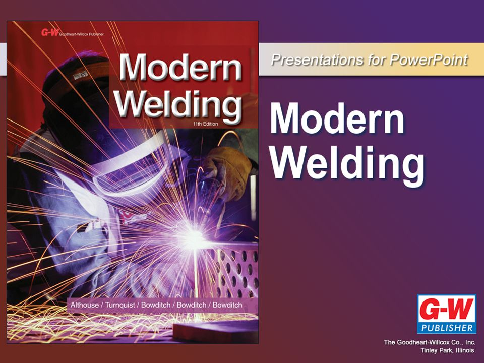 3 Welding Joints, Positions, and Symbols Chapter