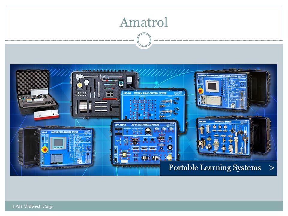 Amatrol Mechatronics LAB Midwest, Corp. SORTING-BUFFERING STATION