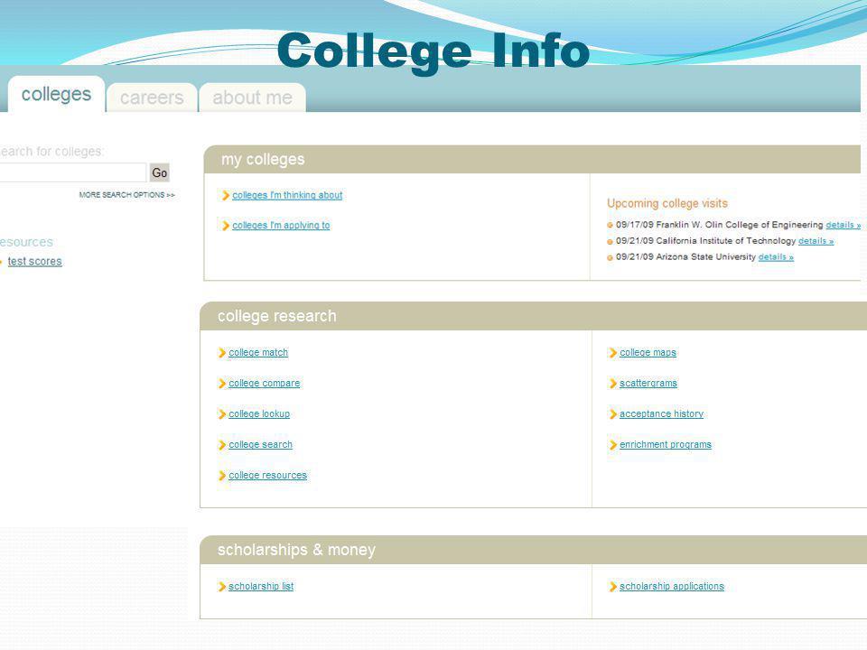 College Info