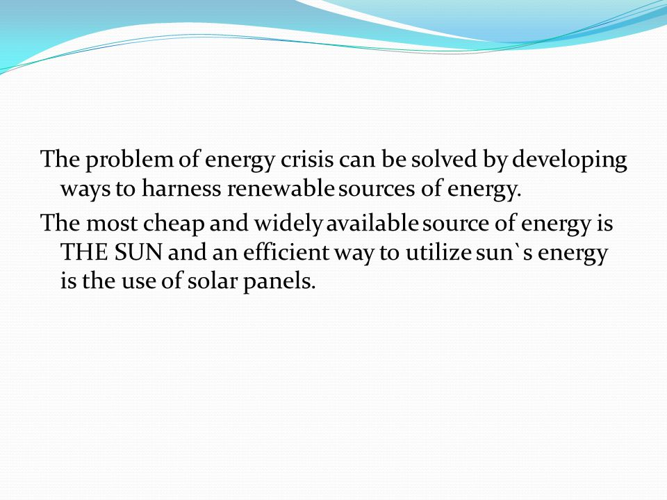 The Traditional Way The traditional solar cells are purely dependent on the initial placement of the solar panel.