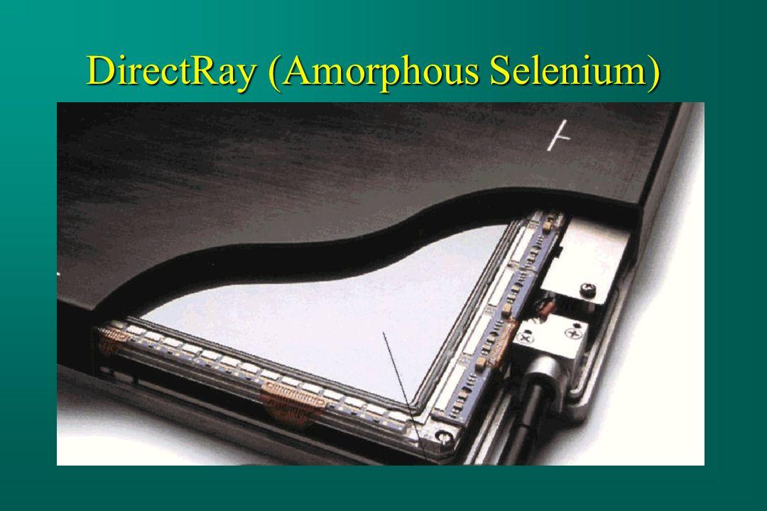 DirectRay (Amorphous Selenium)