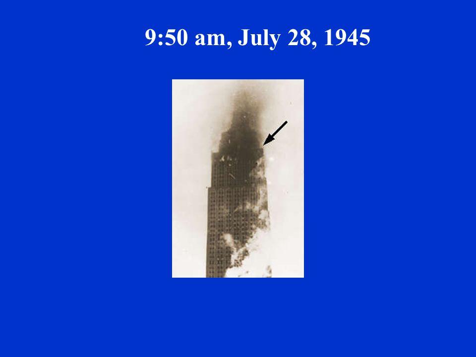 9:50 am, July 28, 1945