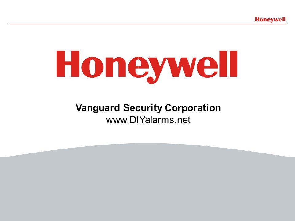 Vanguard Security Corporation www.DIYalarms.net