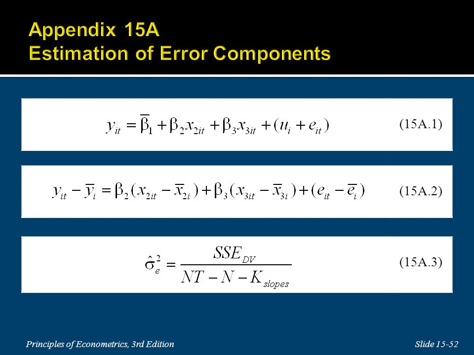 Slide 15-52 (15A.1) (15A.2) (15A.3)