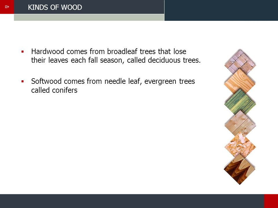 HARDWOOD LUMBER – Size and Surfacing Obtaining uniform thickness.