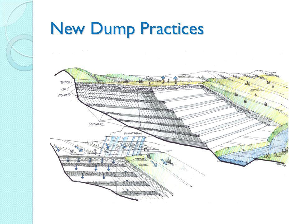 New Dump Practices