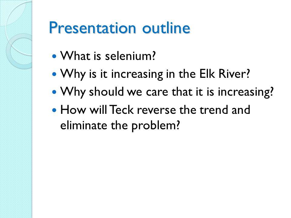 What is selenium.