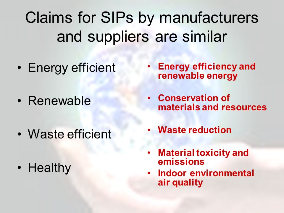 Research Question Are SIPs the sustainable solution to standard light framed load-bearing construction in New Zealand?