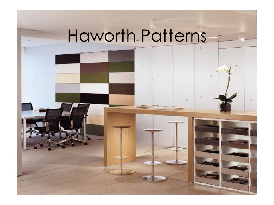 Freestanding Desking System: Haworth IfHaworth If