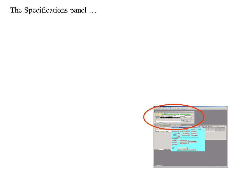 … remember that you can configure the database yourself.
