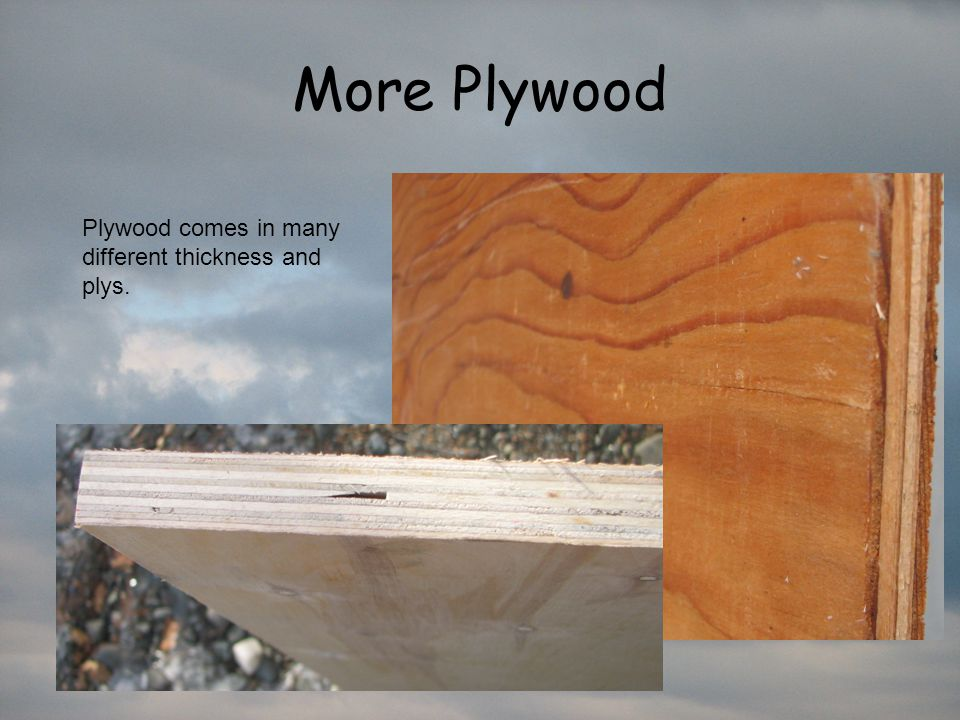 One Layer Floor Sheathing Must have some means of connecting edges of panels so that they move together –Tongue & Groove –Blocking –Offset underlayment –Lightweight concrete –Thick wood finished flooring