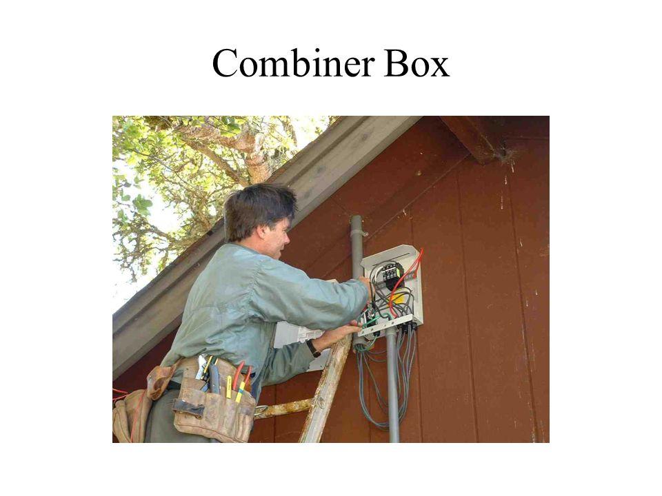 Combiner Box