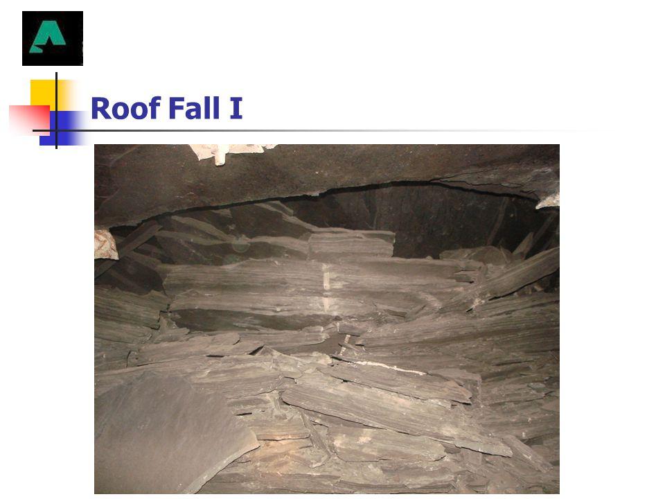 Roof Fall I