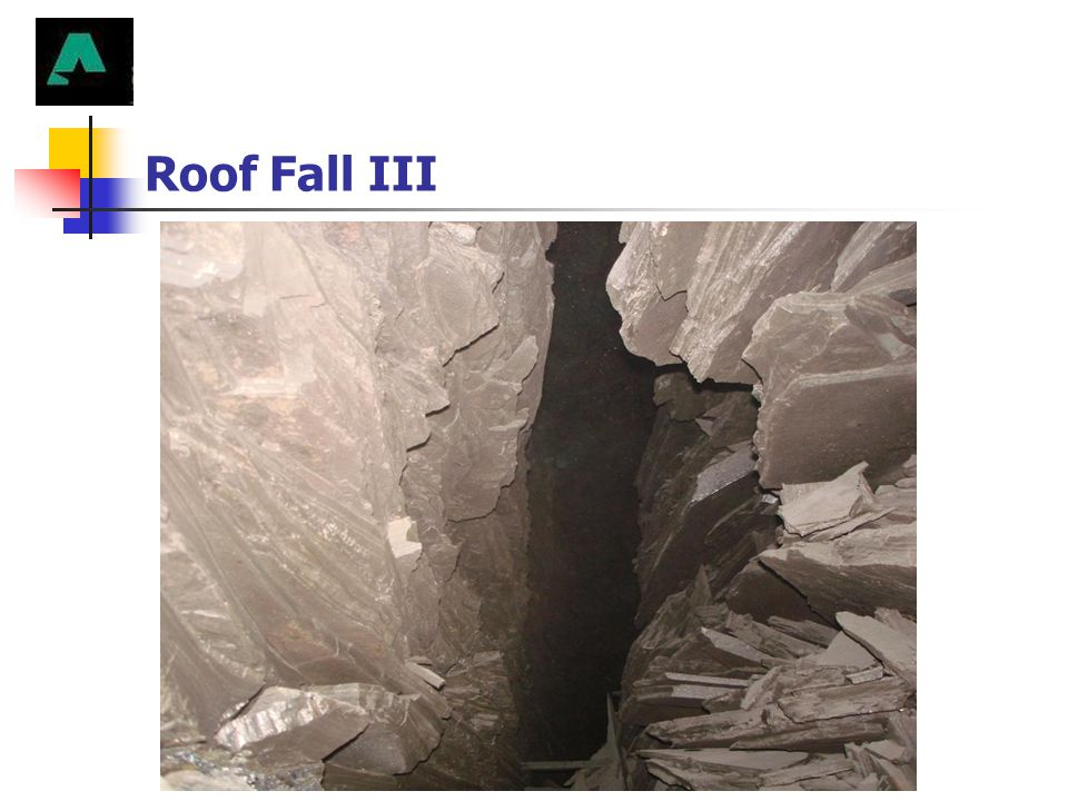 Roof Fall III
